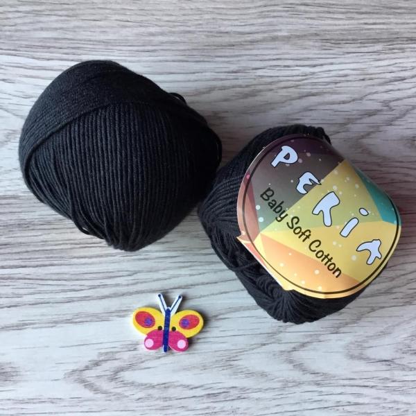 Peria Baby Soft Cotton cod 8-0