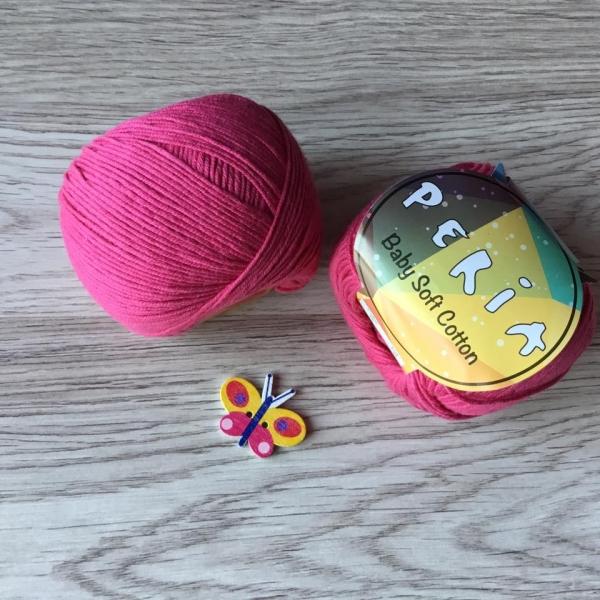 Peria Baby Soft Cotton COD 19-0