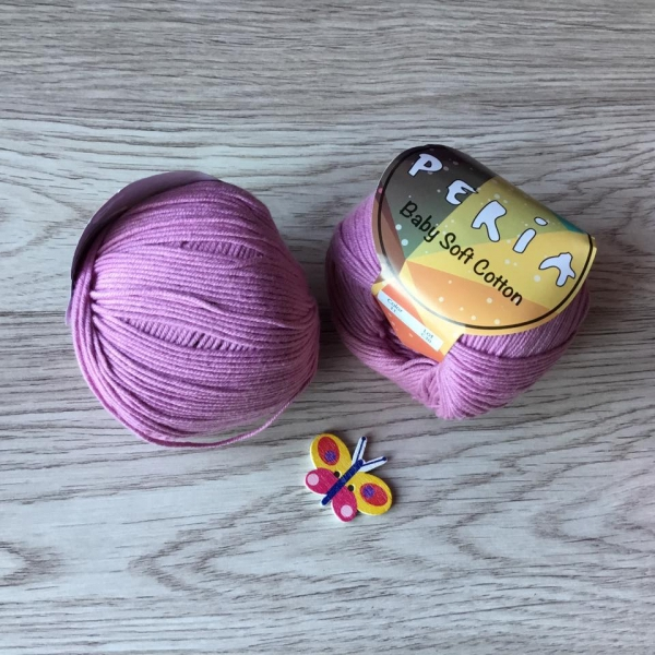 Peria Baby Soft Cotton cod 11-0