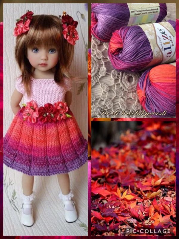 Alize Bella Batik Design Cod 4595-244