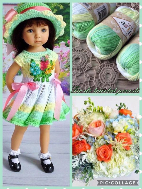 Alize Bella Batik Design COD 2131-249