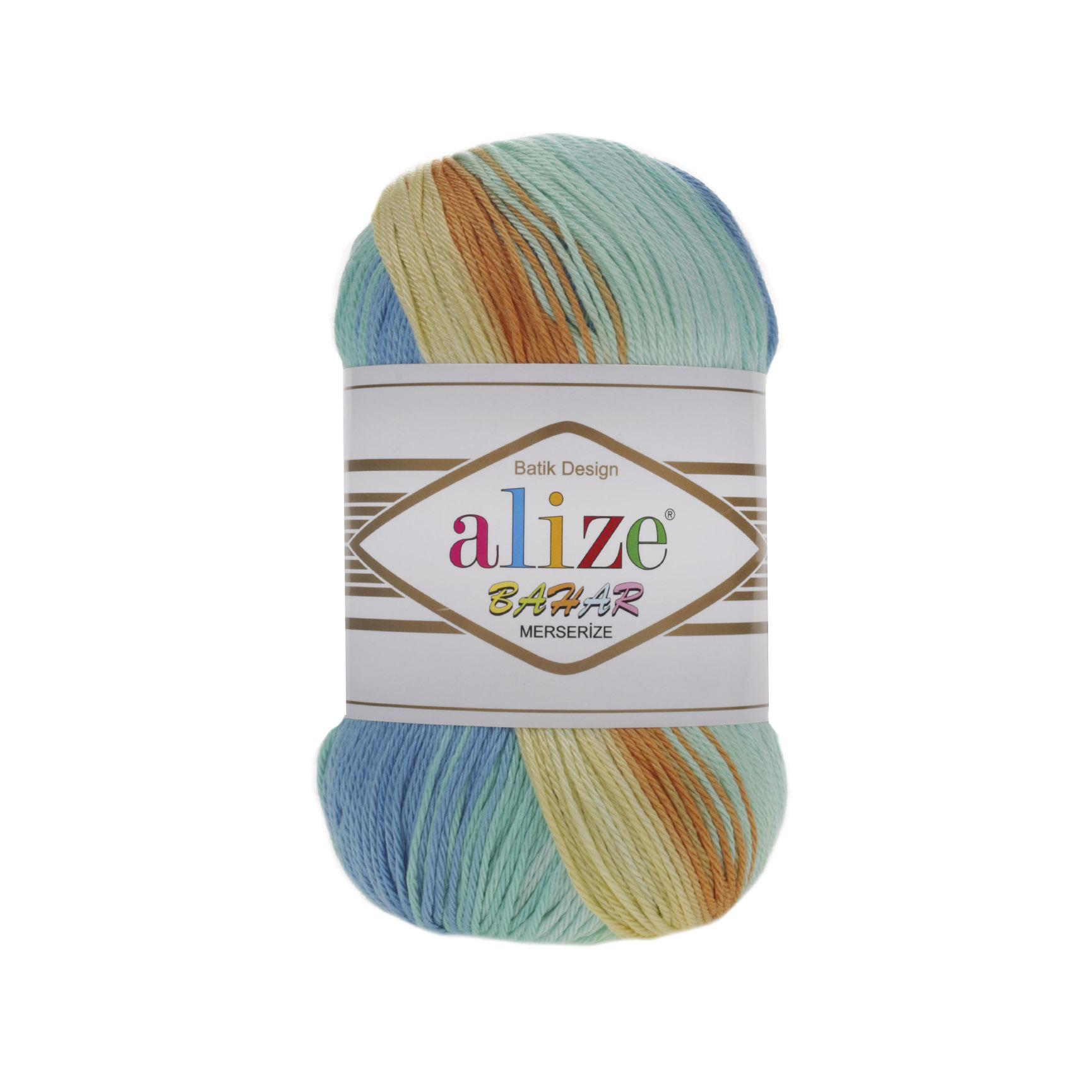 Alize Bahar Batik Design Cod 5547-0