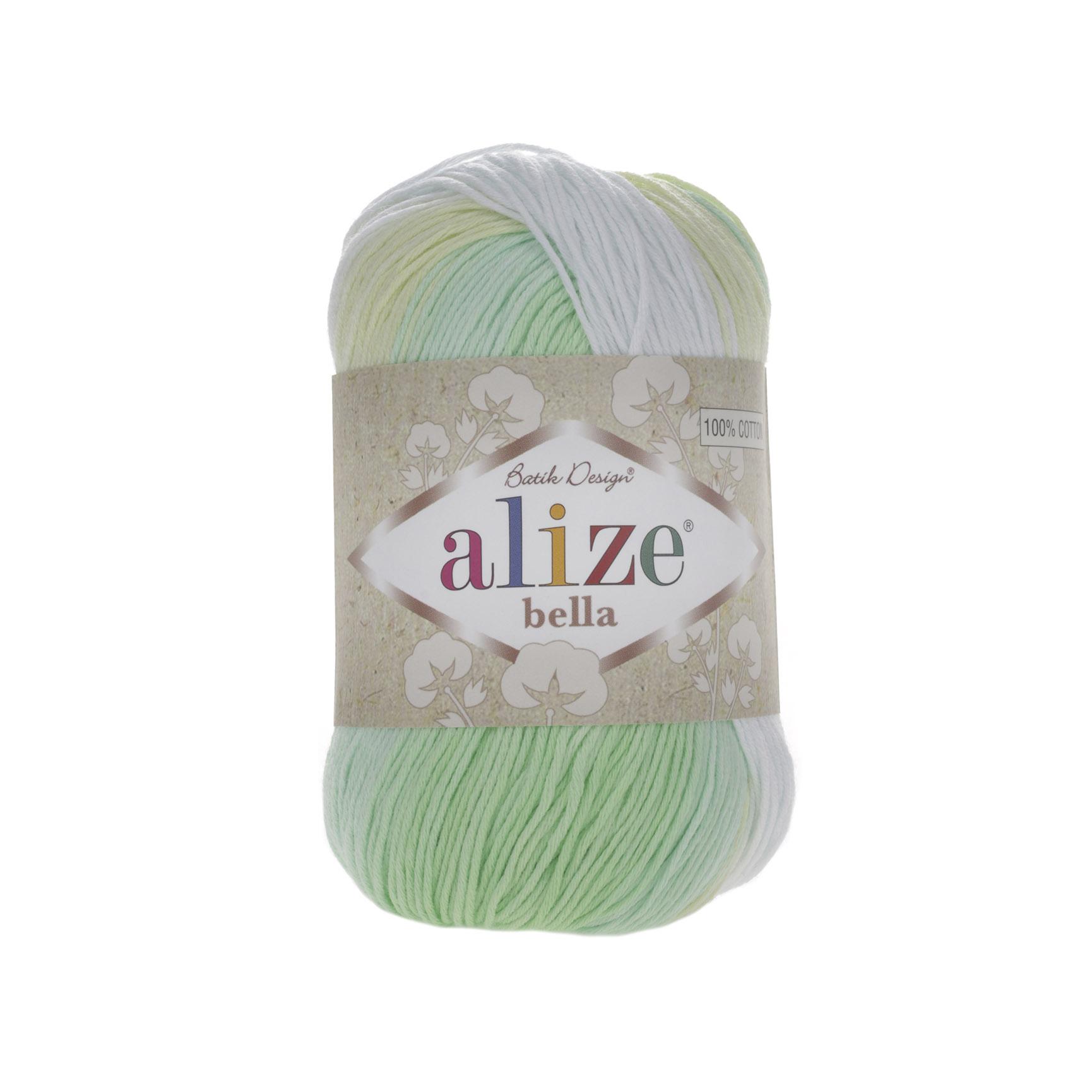 Alize Bella Batik Design COD 2131-0
