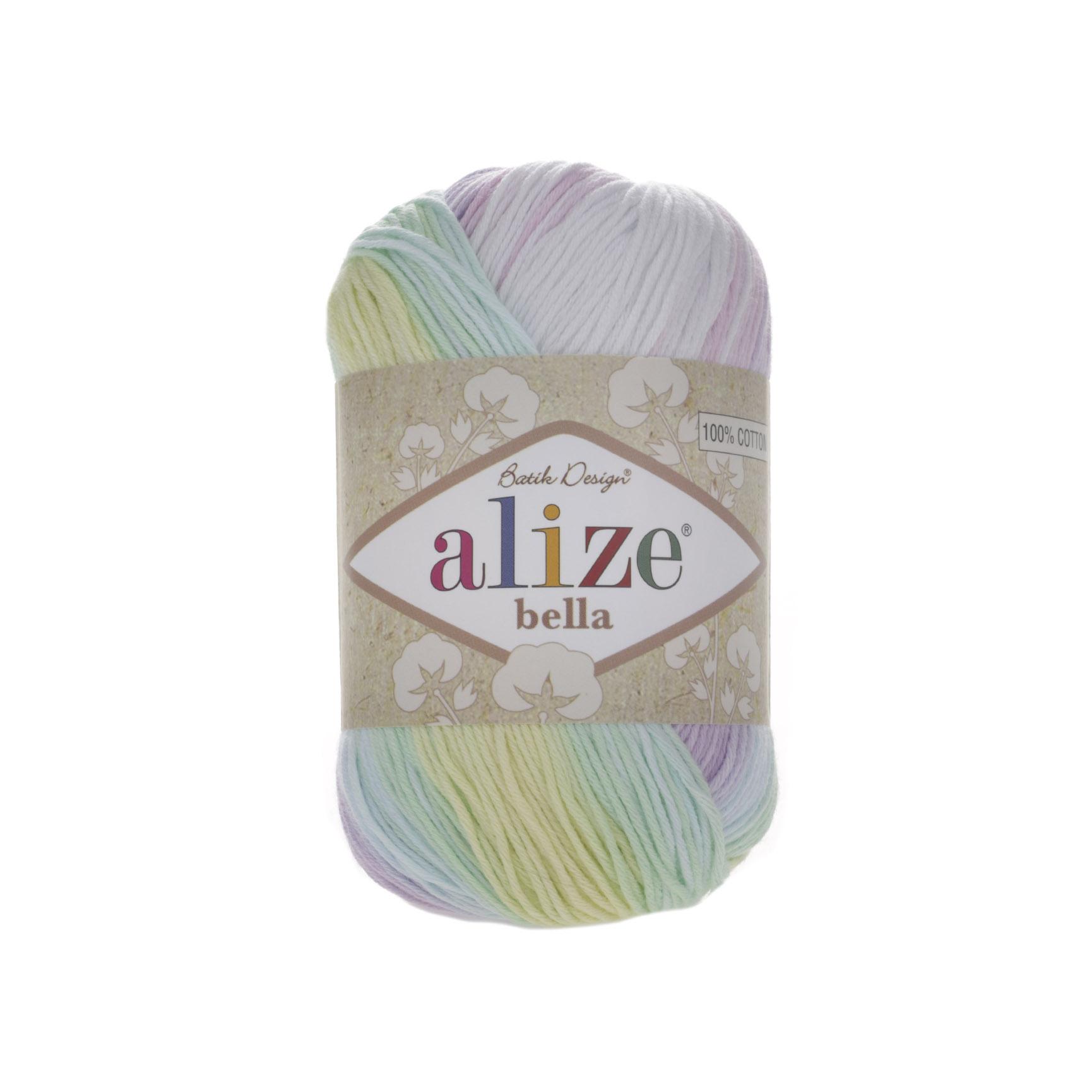 Alize Bella Batik Design Cod 3132-0