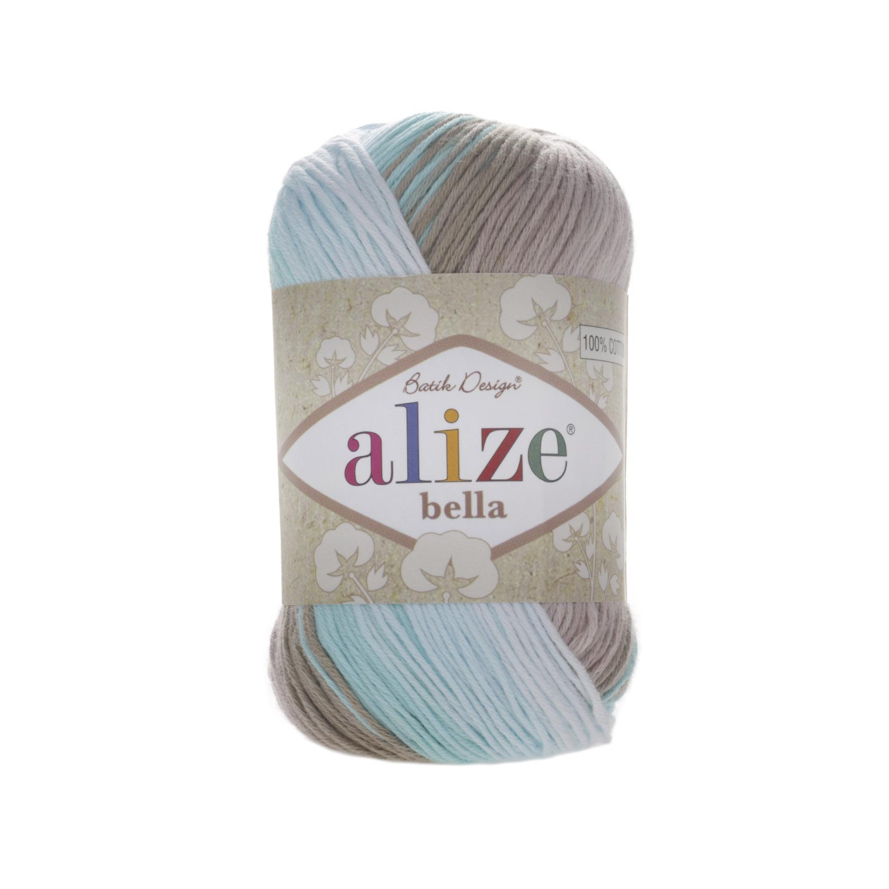 Alize Bella Batik Design Cod 3675-0