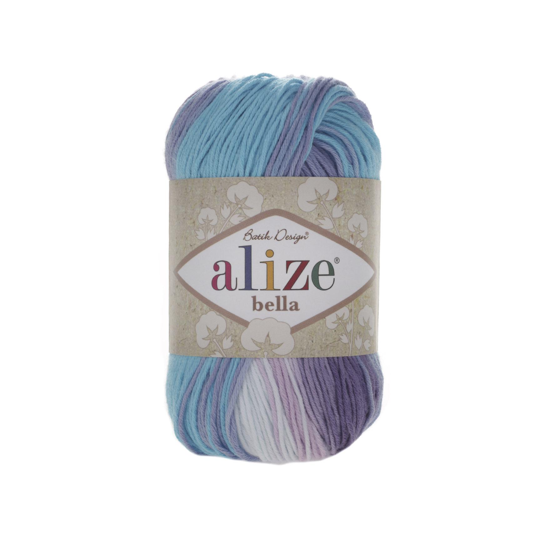 Alize Bella Batik Design COD 3677-0