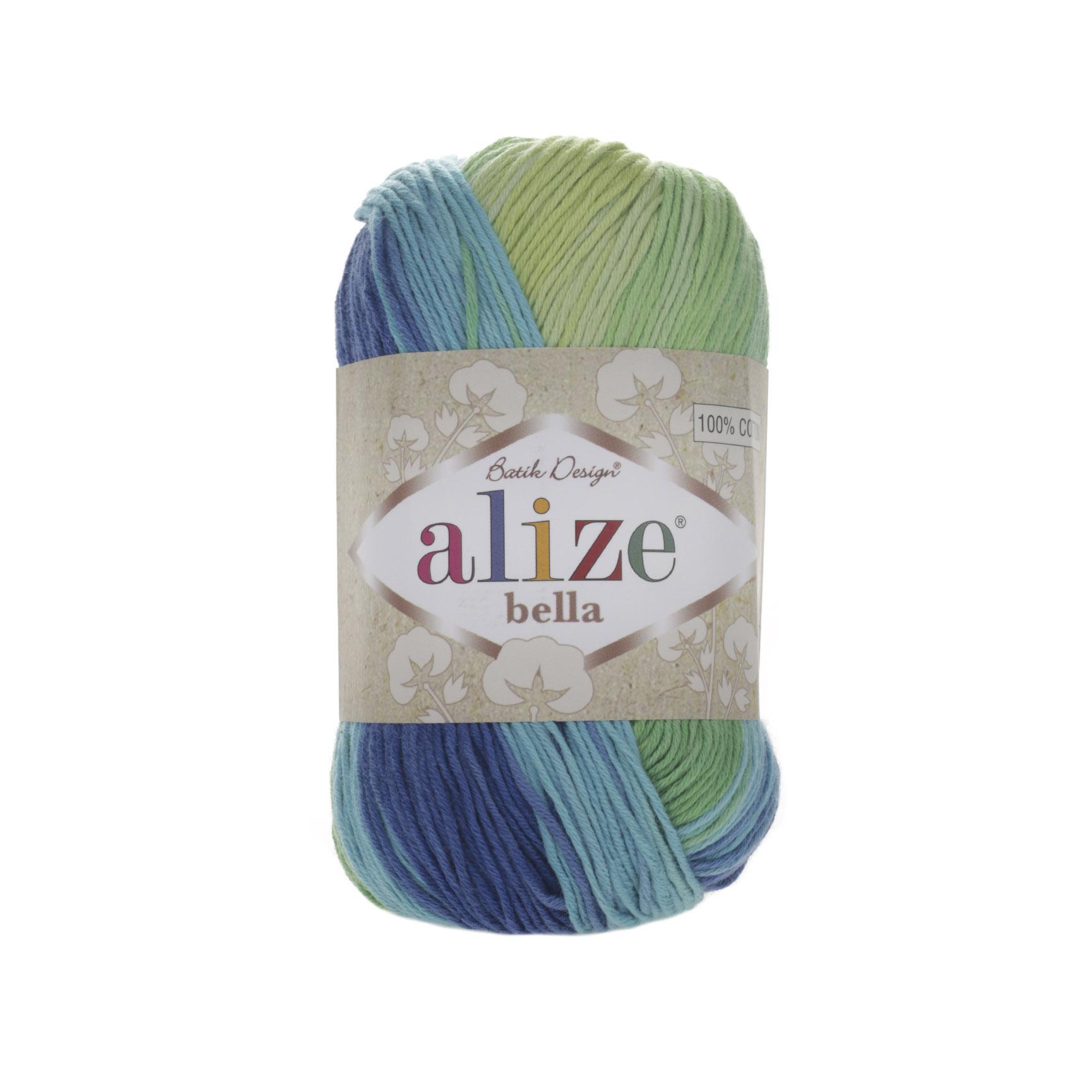 Alize Bella Batik Design Cod 4150-0