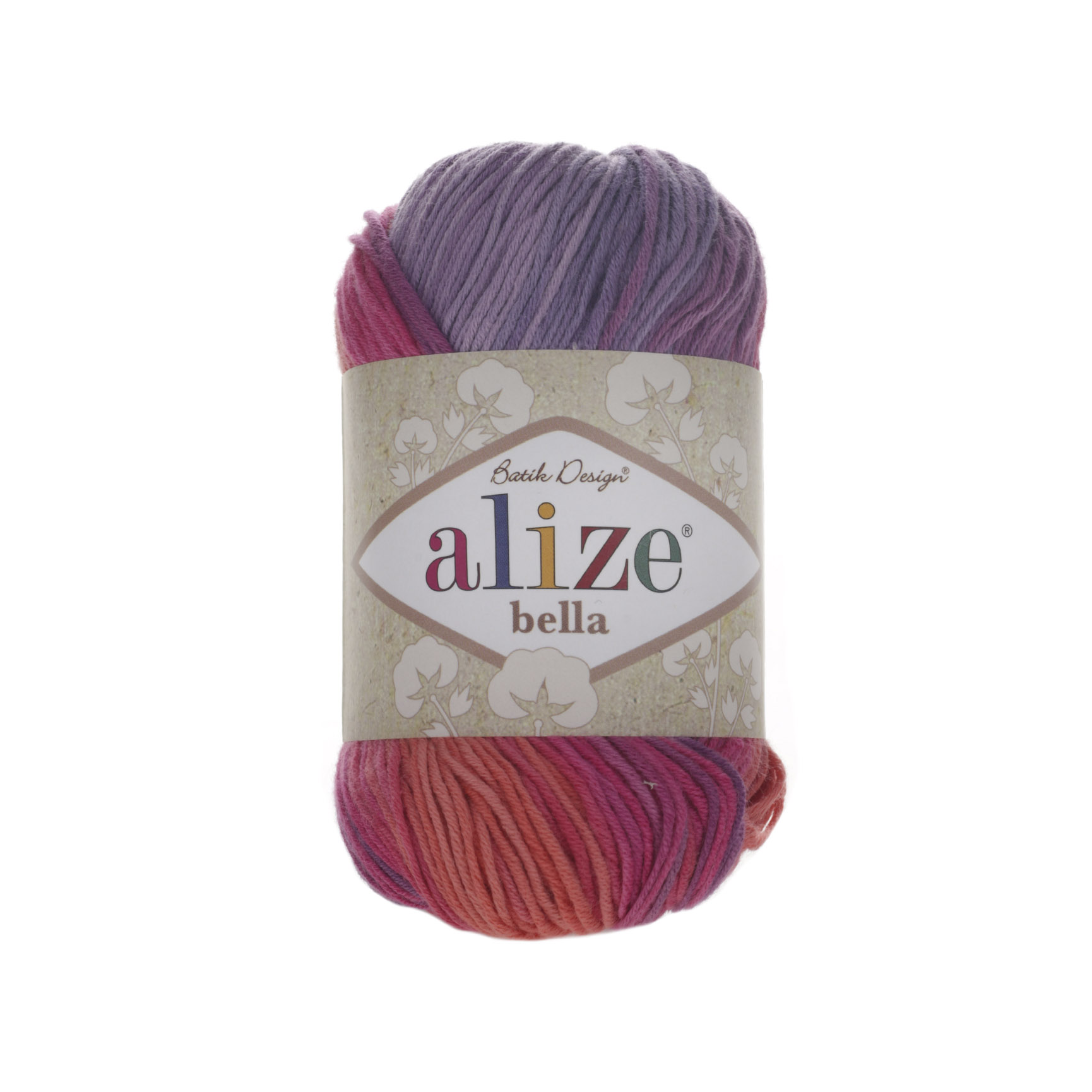 Alize Bella Batik Design Cod 4595-0