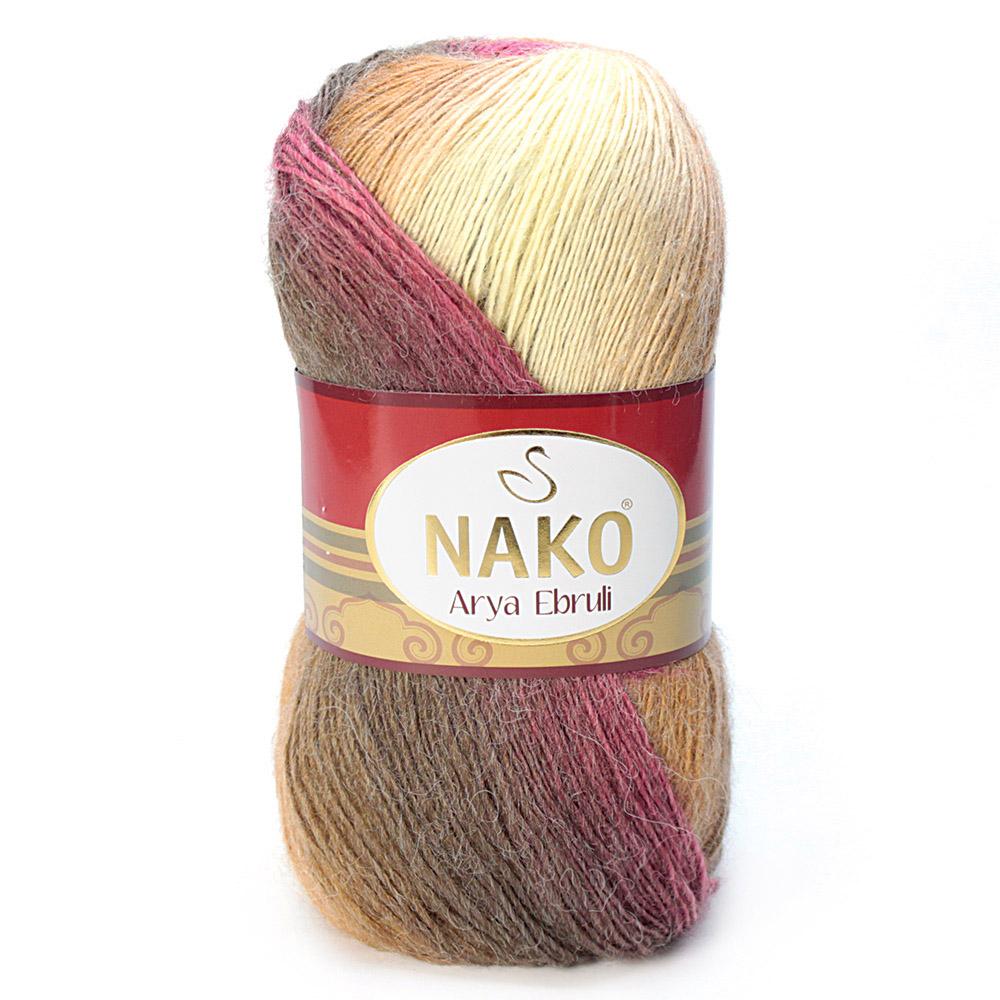 Nako Arya Ebruli Cod 86406-0