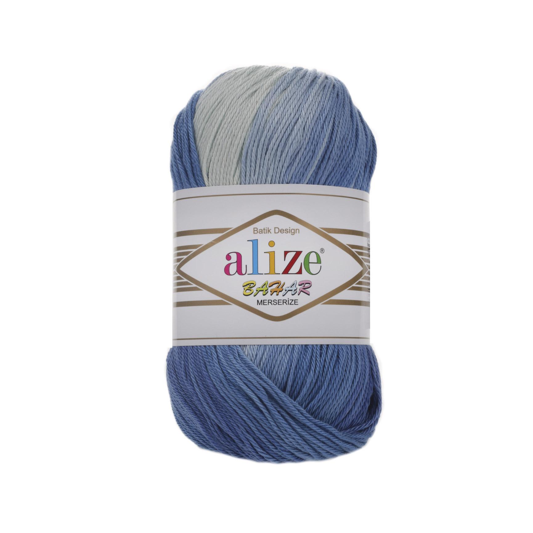 Alize Bahar Batik Design Cod 1833-0