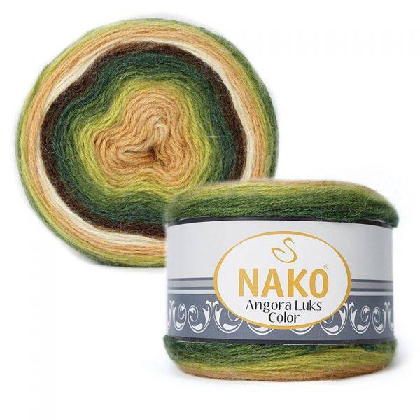 Nako Angora Luks Color Cod 81905-0
