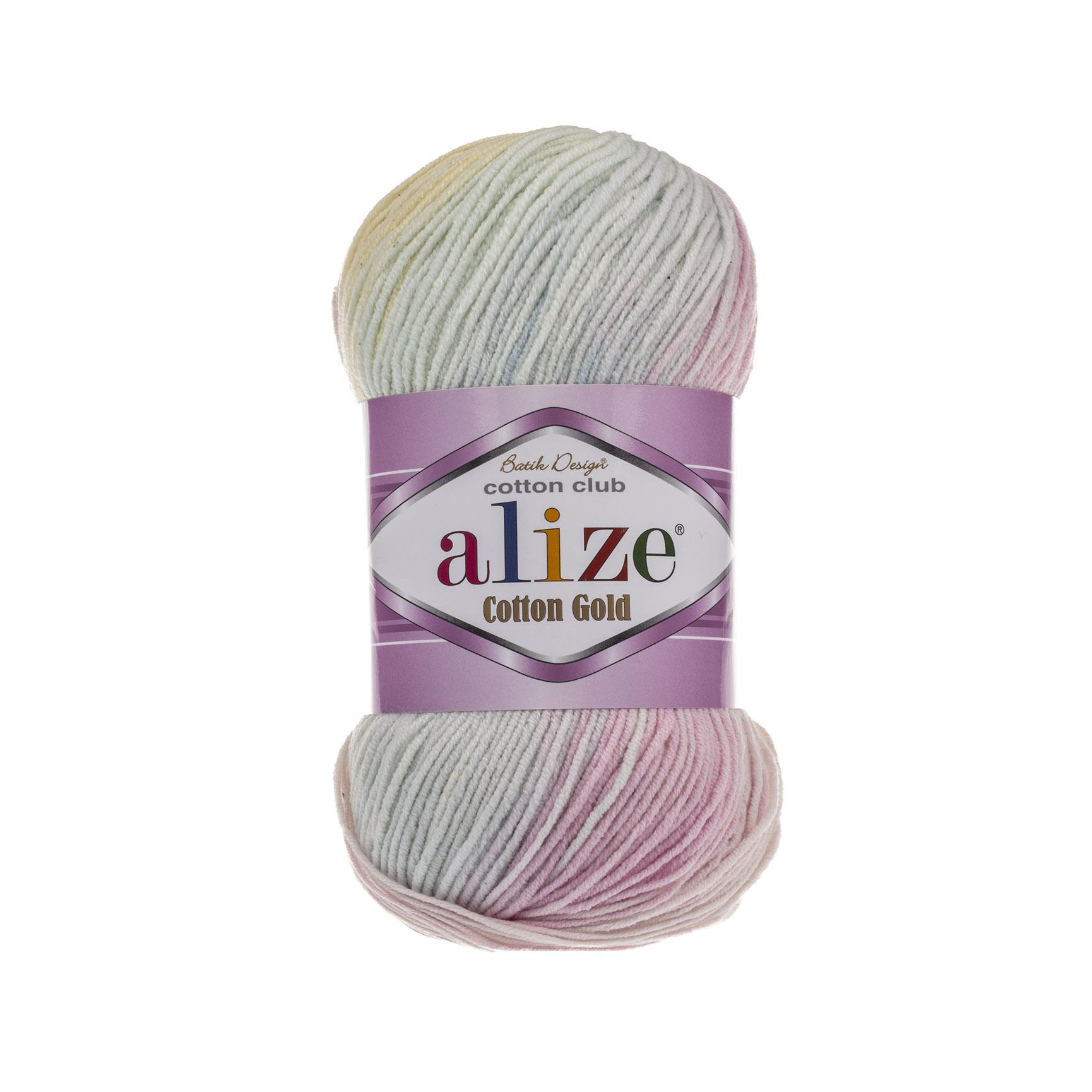Alize Cotton Gold Batik Cod 6785-0