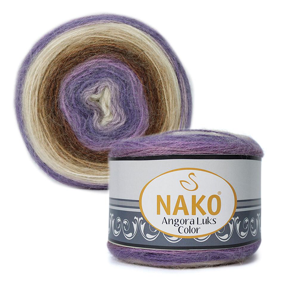 Nako Angora Luks Color Cod 81921-0