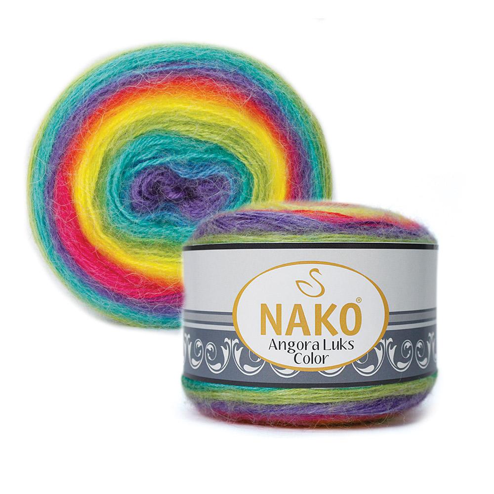 Nako Angora Luks Color Cod 81920-0