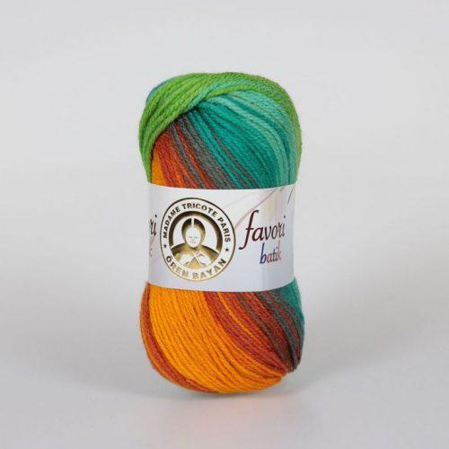 Favori Batik - Madame Tricot Paris Cod 908-0