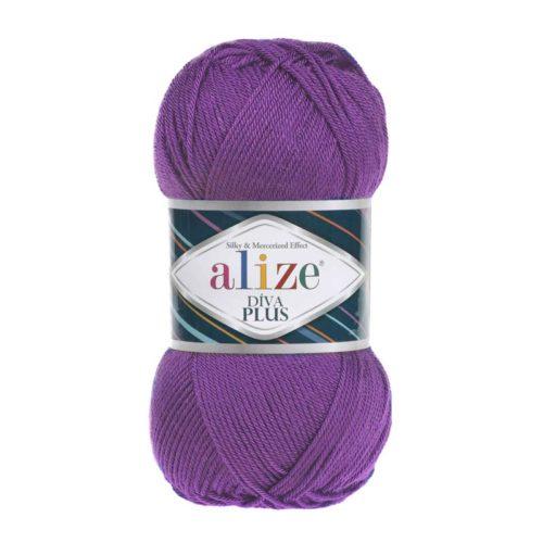 alize diva plus fire de tricotat