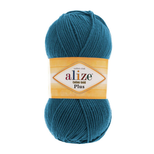 Alize Cotton Gold Plus fire de tricotat