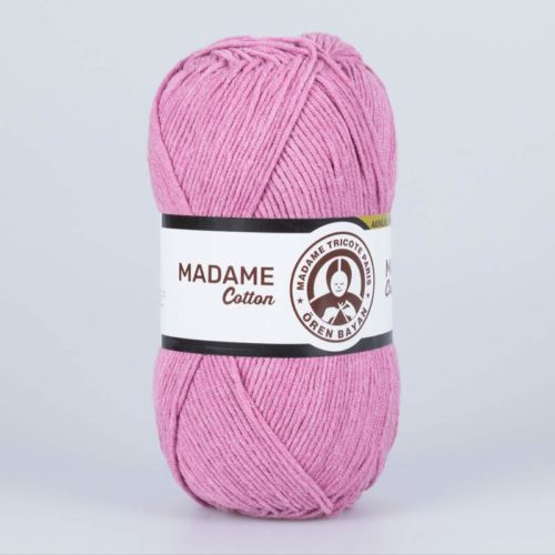 Madam Cotton - fir de tricotat