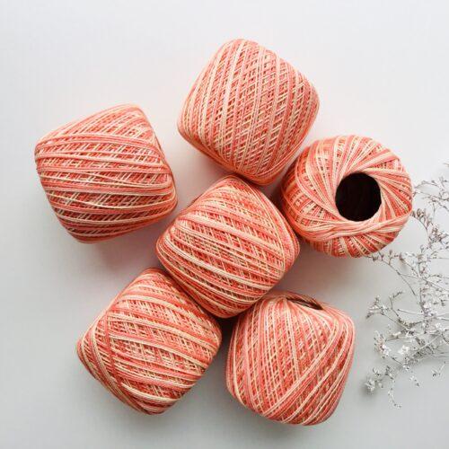 Bumbac Perle 5 fire de tricotat