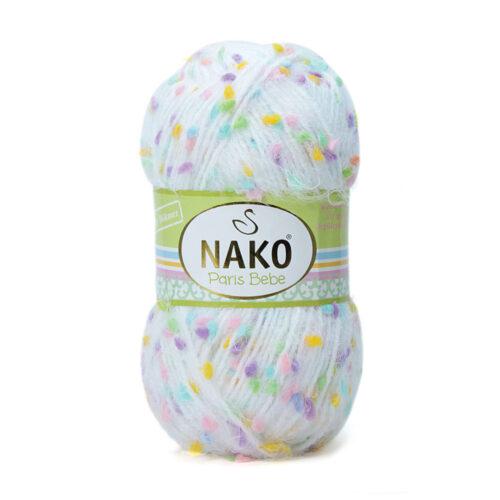 Nako Paris Bebe fire de tricotat
